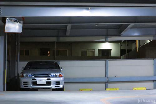 R32 at Parking