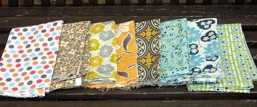 Fabric pretties