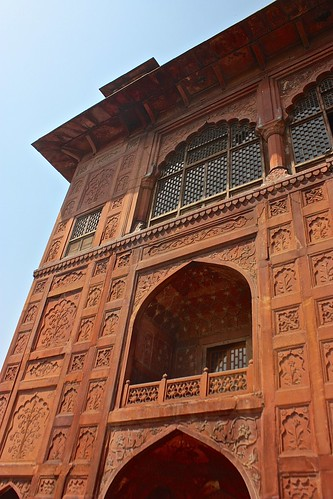 The Red Fort details