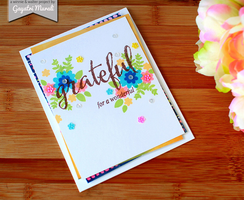 Grateful card 1
