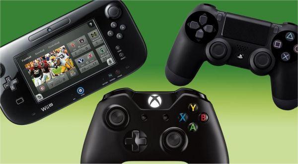 PS4, Wii U, Xbox ONe