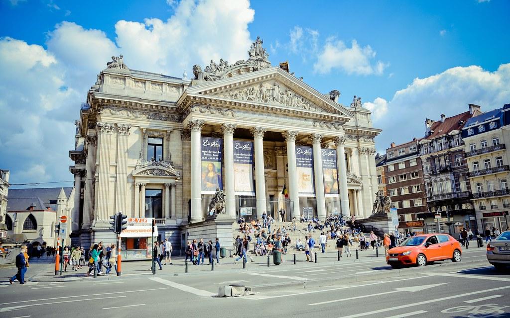 布魯塞爾股票交易所 Brussels Stock Exchange