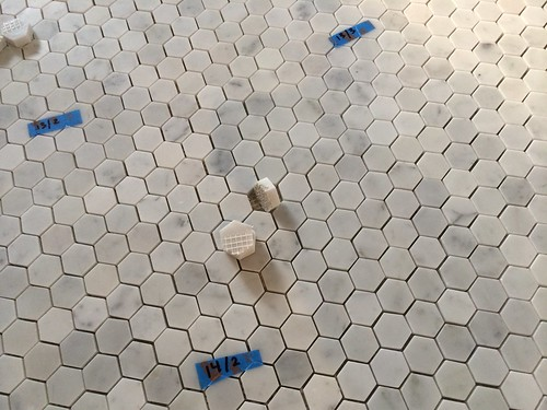 Tile Laying Tips From Baboon Ear And Pookie The Thinset