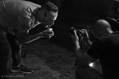 junkie video shoot