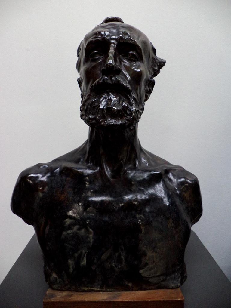 [Galerie l'Atelier] Auguste Rodin, Jules Dalou, 1883