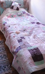 Rosie's Quilt - the finished quilt (9)