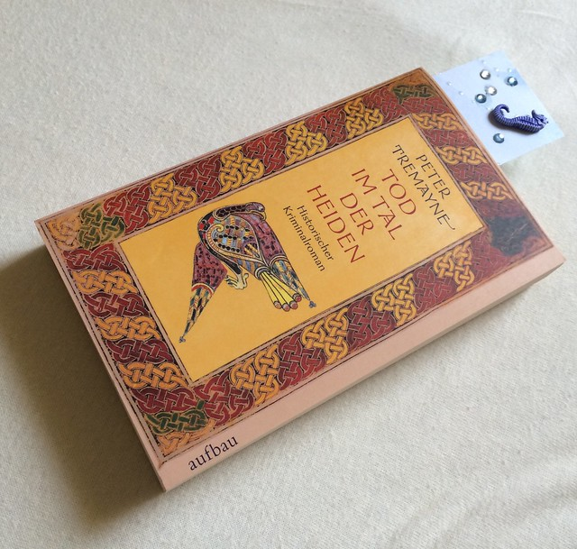 Tod im Tal der Heiden, Peter Tremayne