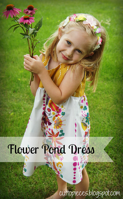 Flower Pond Dress