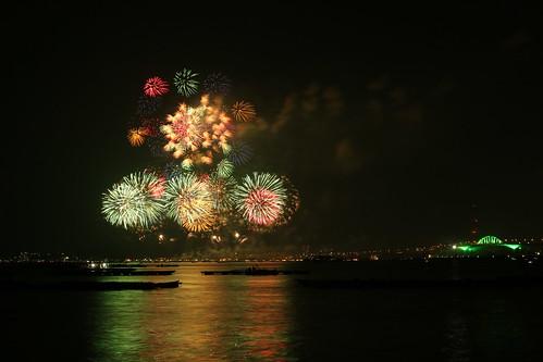 広島みなと花火6