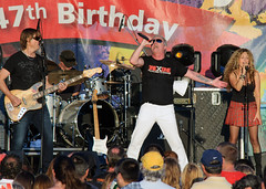 Glass Tiger - Canada Day 2014