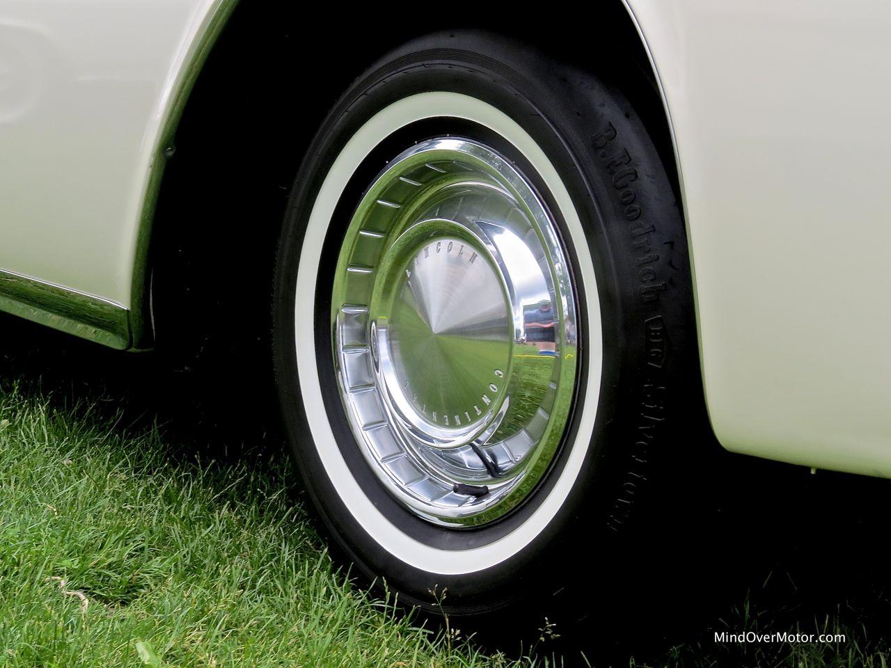 Lincoln Continental Sedan Rim