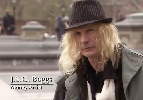 J.S.G. Boggs