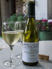 2011 Chablis Grand Crus Les Clos from Domaine William Fevre
