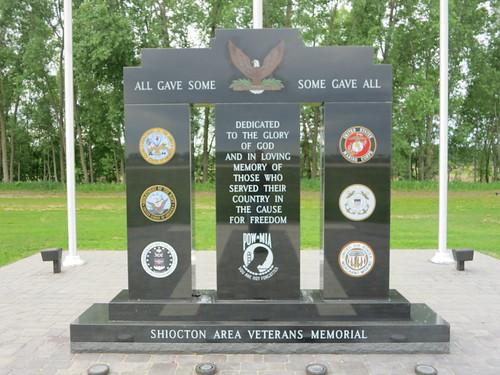 06-06-2014 04 Shiocton Veterans Memorial