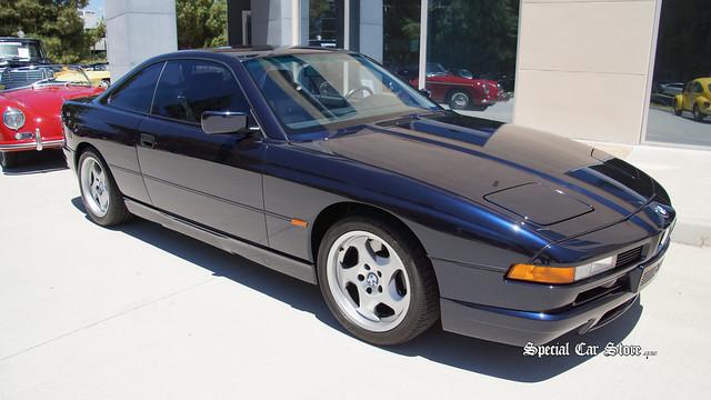 1997 BMW 850 CI Coupe
