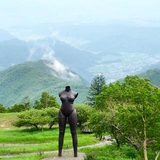 高原上,殲滅女性巨人一名。 #EscapeTrip
