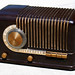 1940's Silvertone Radio by Roadsidepictures