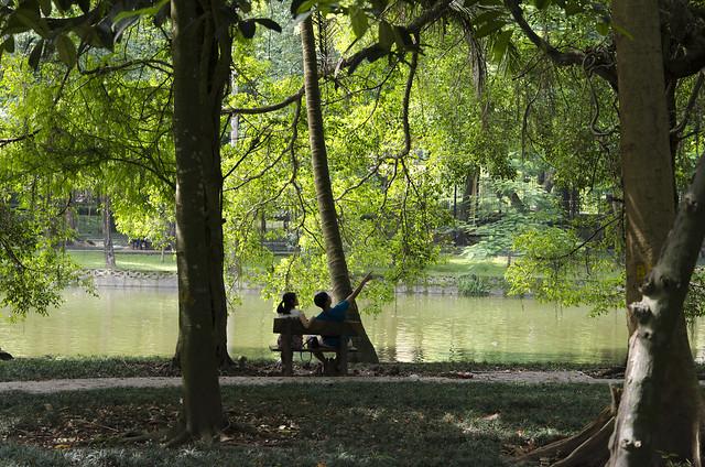バックタオ公園
