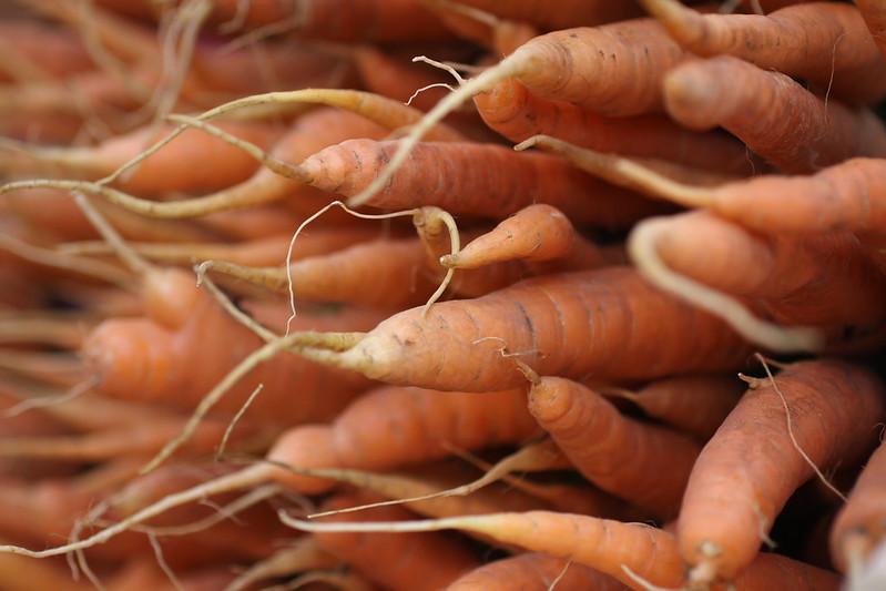 Carrots, unedited