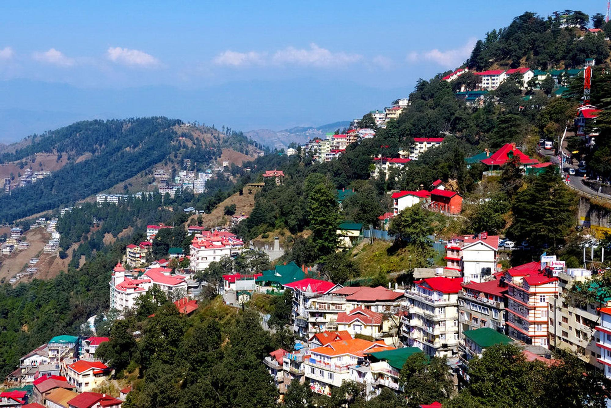 अंधाधुंध विकास से खतरे में हिमालय