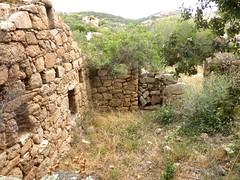 1ère maison de Ghjuncaghjola : l'intérieur