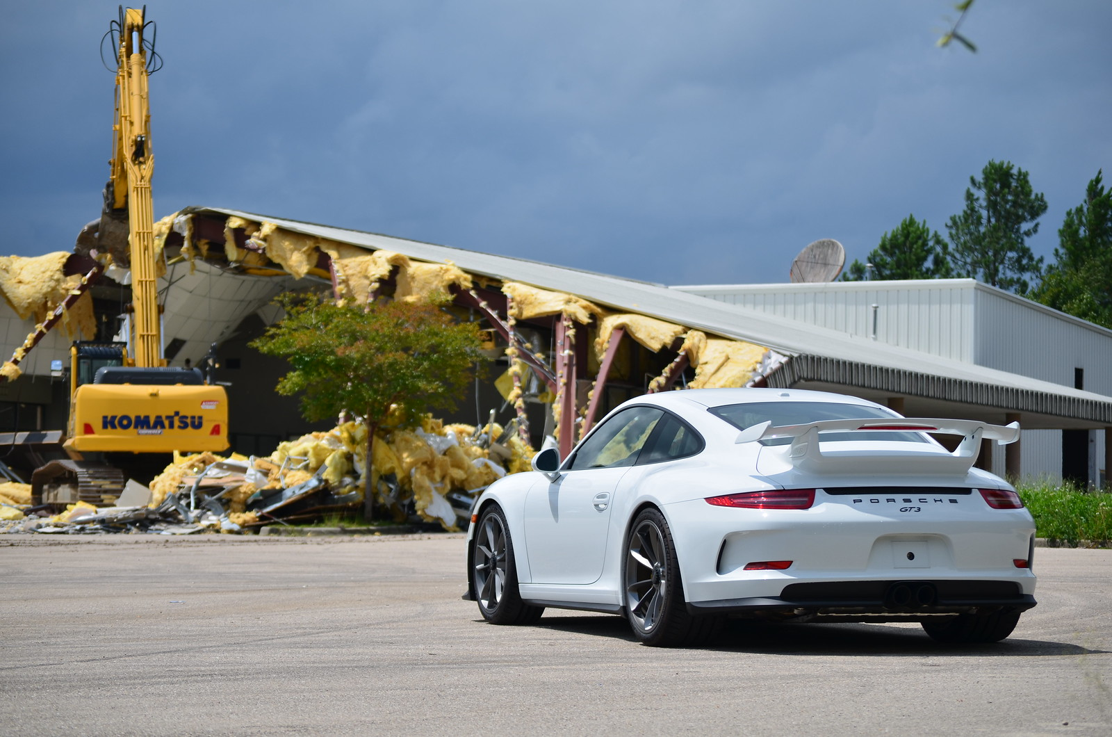 New 2014 911 Gt3 From Porsche Dealer New Engine Capital