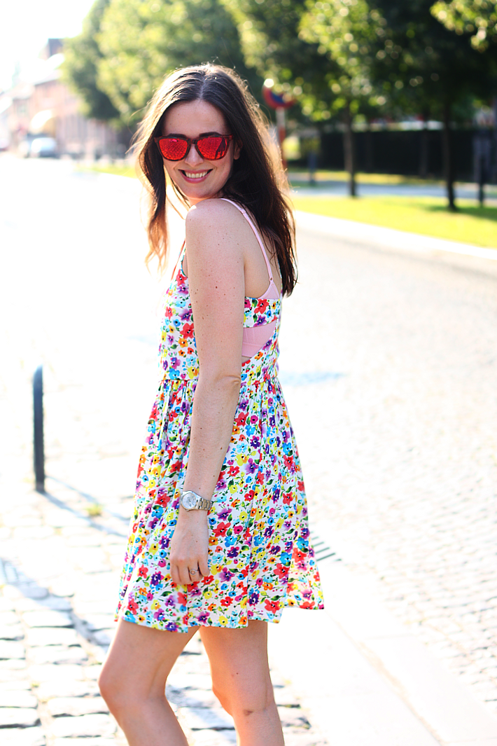 Heatwave Style in Minkpink Wild Flower Patch
