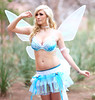 Lindsay Komlos as Navi the Fairy 2014 Amazing Arizona Comic Con (AACC)