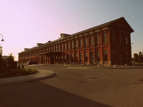 Canada Southern Railway Station