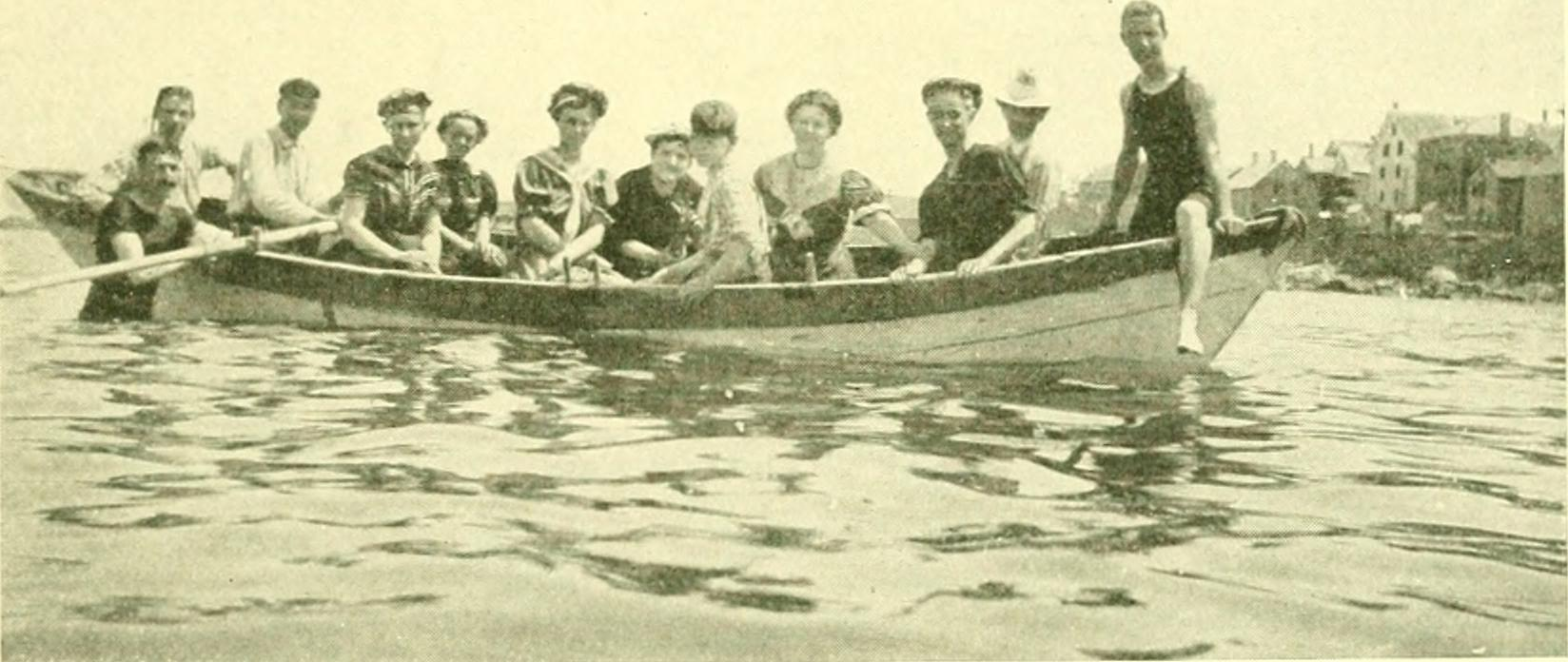"Image from page 12 of ""Outdoors in New England"" (1909)"