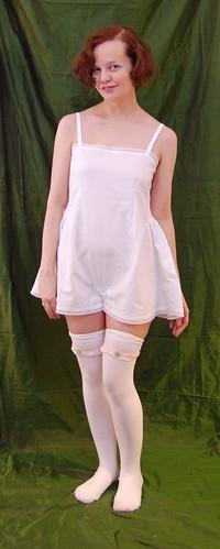 1920s Tennis Dress 2