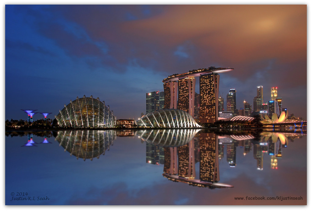 Reflections by the Bay, Singapore
