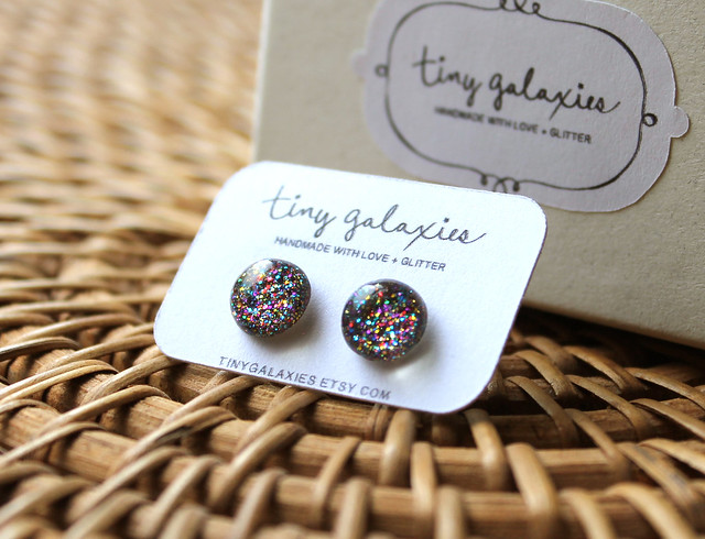 glitter orbs by tiny galaxies