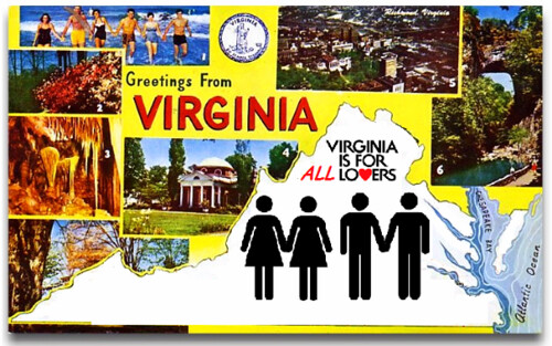 Appeals Court Rules for Virginia Marriage Equality