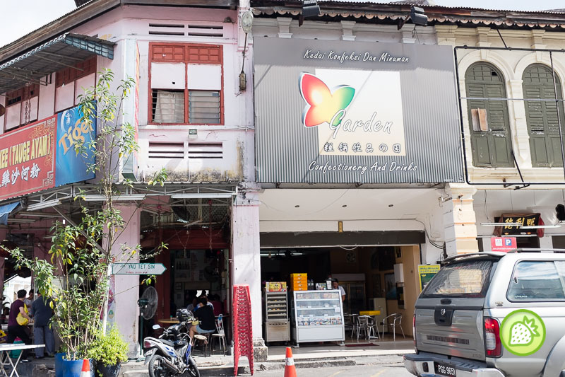 Angry Bird Buns Garden Confectionery And Drinks Ipoh Malaysian Foodie