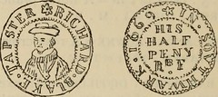 "Image from page 209 of ""Trade tokens issued in the seventeenth century in England, Wales, and Ireland"" (1889)"