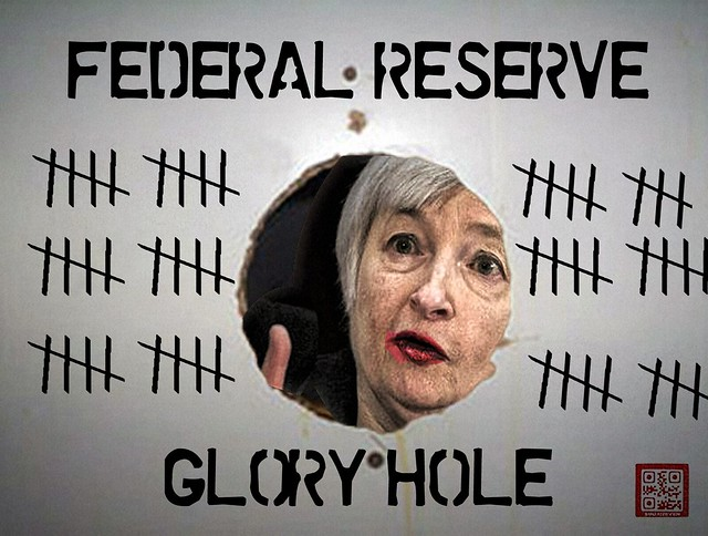 FEDERAL RESERVE GLORY HOLE
