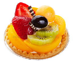 Asian Fruit Tart