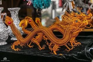 #sculpture #dragon #lightroom #edited #grandcanal #grandcanalofchina #hangzhou #chine #china by eltrum