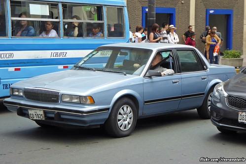 Buick Century - Lima, Perú
