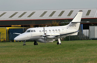 G-IJYS Bae Jetstream 31 Coventry