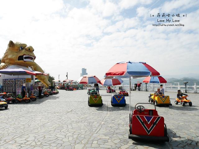 基隆景點一日遊中正公園大佛廣場 (19)