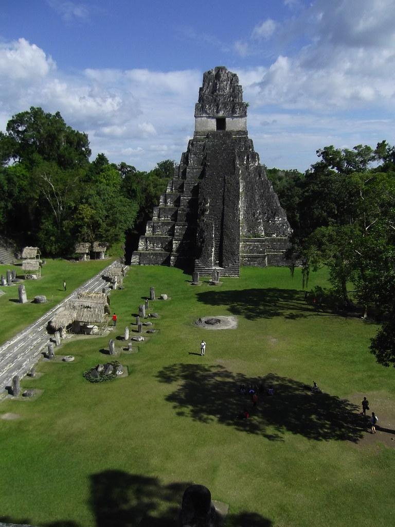Tikal Northern Lowlands Guatemala Around Guides