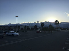 Amazing clouds in Palmdale CA