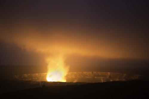 Crater Rim of the Kilauea Caldera