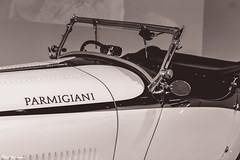 Classic Bugatti Roadster