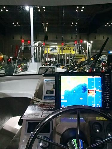 Boat Show 在日本横浜 - naniyuutorimannen - 您说什么!
