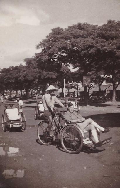 Saigon Octobre 1949 - Photo by Robert Tison