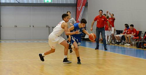 Grande Finale Fribourg Académie U16m -  Swiss Central Basket 24