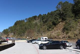 塔塔加遊憩區停車場  Tataka Recreation Area Parking lot